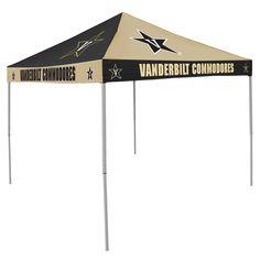 NCAA Vanderbilt Commodores Chckrbrd Tent