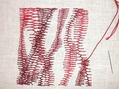 Cretan Stitch by artstitches, via Flickr