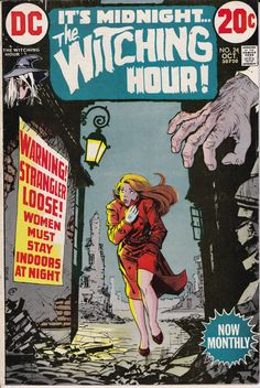 Witching Hour 24 October 1972  Issue  DC Comics  by ViewObscura