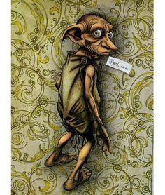 Finished dobby