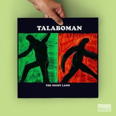 Talaboman The Night Land Vinyl It's been over two years since Talaboman's Sideral EP, a joint release out on Hivern Discs and Studio Barnhus. It was John Music Tours, Music Writing, Close Your Eyes, Dance Music, News Songs, Great Artists, Album Covers, Vinyl Records, Landing