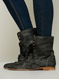 Jeffrey Campbell + Free People Bardot Slouch Boot at Free People Clothing Boutique