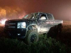 Luke Bryan's Truck From That's My Kind Of Night!!!!! Awesome vieo check it out on youtube.com/lukebryan