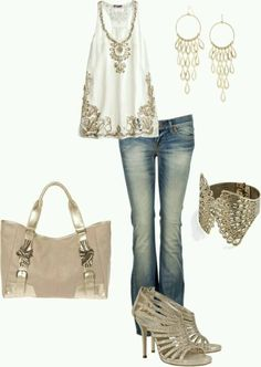 Nice casual look Mode Outfits, Fashion Outfits, Womens Fashion, Fashion Trends, New Mode, Mode Jeans, Inspiration Mode, Complete Outfits, Mode Style
