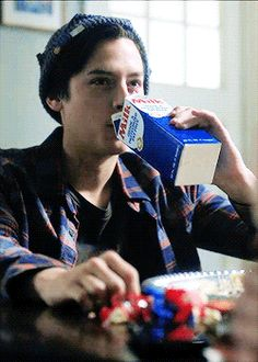 — betty-and-jughead: Jughead Jones in ep10  ❦   of...