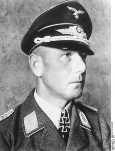 Oberst Ludwig Heilmann, KO FJR 3, 1. FschJgDiv (hier vermutlich noch als Oberstleutnant 1943) *09.08.1903 Würzburg +26.10.1959 Kempten/Allgäu