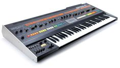 Roland Jupiter 8 - used on Hungry Like A Wolf, and Save A Prayer by Duran Duran