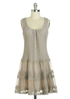 ModCloth - Multicolor The Talkie Of The Town Dress - Lyst 1920s Dresses For Sale, Great Gatsby Inspired Dresses, 1920s Women's Clothing, Retro Vintage Dresses, Vintage Hats, Mod Dress, Stretch Dress, Birthday Dresses, Brown Dress