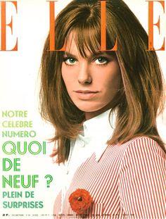 Elle - Jane Birkin - August 1968