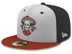 9fc664e9654 Albuquerque Isotopes New Era MiLB Copa de la Diversion 59FIFTY Cap