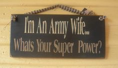 All wives have a super power