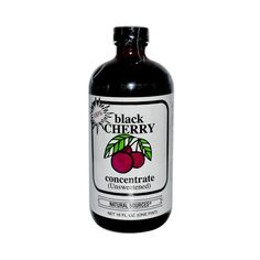 Natural Sources Inc Concentrate, Black Cherry, 16-Ounce -- Visit the image link for more details.