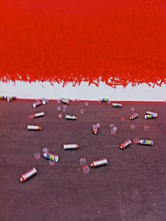 "circus mag: Hamburger Bahnhof - Exhibition: Wall Works | artist: Nasan Tur ""Berlin says ..."" 2013"