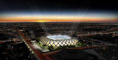 Arena Amazônia, estádio da Copa em Manaus