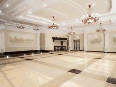 дизайн интерьера - Главная - интерьер банкетного зала