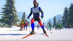 BIATHLON BATTLE VR -  Early Access Trailer【HTC Vive】Animar media Virtual Reality Games, Vr, Battle, Biathlon