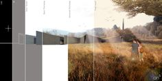 Representation | Perspective | Texture | Material | Mood | Rendering | Landsacpe Architecture