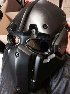 Devtac Japan Ronin Kevlar Level 3A Tactical Helmet Email: kat.lising@gmail.com…