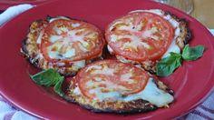 How to Make Mini Cauliflower-Crust Pizzas