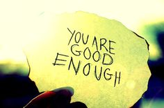 Believe in you. Read this <3