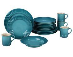 16-Piece Dinnerware Set Le Creuset