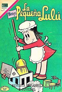 LA PEQUEÑA LULÚ - AÑO XIX - Nº284 Vintage Comic Books, Vintage Comics, Vintage Ads, Vintage Posters, Comic Book Characters, Comic Character, Children's Comics, Saturday Morning Cartoons, Retro Logos