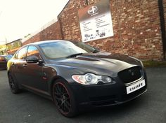 Jaguar XF fitted this afternoon with a Tunit Advantage II: • BHP from 240 to 278 • Torque from 369 lbs/ft to 418 lbs/ft • Improved Acceleration • More Responsive • Fitting nationwide through a dealer near you  01257 274100 info@tunit.com www.tunit.com for more details