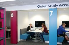 University of Chichester Bishop Otter Campus | Demco Interiors - Inspiring Library Design