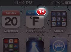 How to See the Current Temperature on iPhone Home Screen