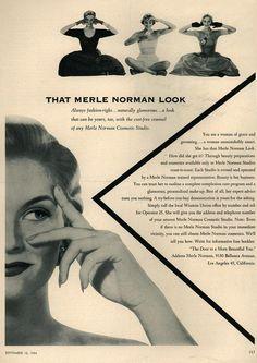 1950s Merle Norman