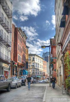 Foodie Tour in Boston's Little Italy. It was fantastic - highly recommend! via Beers & Beans