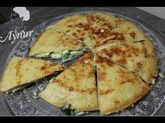 Lavaştan Tava Böreği Tarifi ve Malzemeleri - YouTube