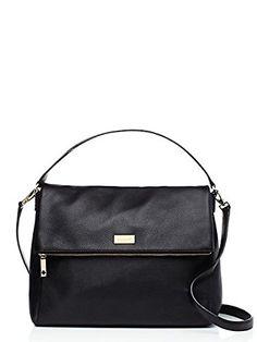 c40a06d08a01cb Kate Spade New York Highland Place Medium Maria Shoulder Bag Black    Want  additional info