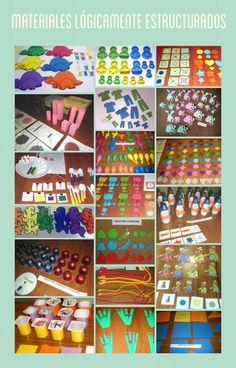 Mates a saco Montessori, Preschool Printables, Preschool Crafts, Math Manipulatives, Subitizing, Homeschool Math, Math Class, Play To Learn, Business For Kids
