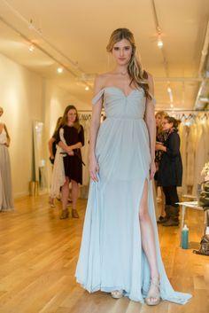 Grecian draping at Sarah Seven | Divine Light Photography #wedding
