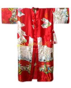 a7d43adc2c New Arrival Women Sexy Kimono Robe Gown Chinese Silk Rayon Lingerie Long  Sleepwear Printed Fairy Pajama Plus Size