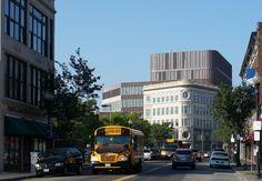 Bruce C. Bolling Municipal Building, Boston, USA (2011-2015) - Mecanoo