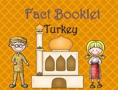 This fact booklet on Turkey is a great resource to use for a research project on countries around the world/Europe with your pre-k/kindergarten class. Included in this product is a black and white informational book about Turkey that can be used for independent reading as well as for guided reading groups.