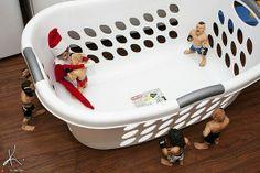 Wrestling ring