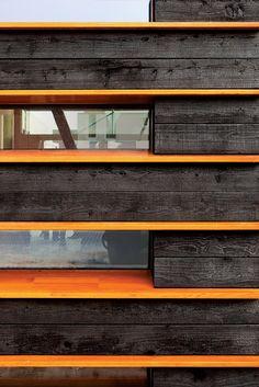 Charred Wood Siding | Architectoid