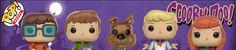 Funko Pop! Scooby-Doo, Cartoon