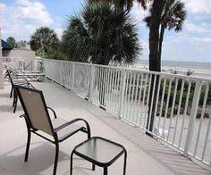 Beach Villas Vacation Rental - VRBO 391811 - 2 BR Palmetto Dunes Plantation Villa in SC, On-the-Beach/Direct Oceanfront - Winter Monthly Rates!