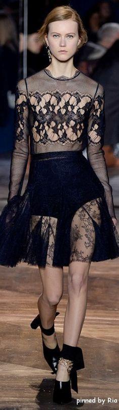 Christian Dior Spring 2016 Couture l Ria