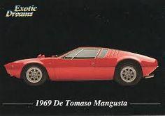 Image result for de tomaso mangusta