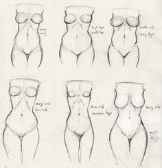 This site contains information about figure drawing female anatomy. Drawing Techniques, Drawing Tips, Drawing Reference, Drawing Sketches, Art Drawings, Sketching, Drawing Ideas, Body Drawing, Anatomy Drawing