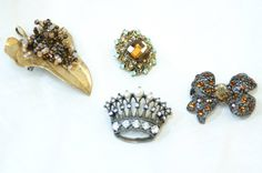 Fashion Brooch Collection