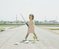 Funny pictures about Heart of a Samurai. Oh, and cool pics about Heart of a Samurai. Also, Heart of a Samurai photos. Creative Portraits, Creative Photos, Cute Photos, Cute Pictures, Funny Photos, Amazing Photos, Funny Images, Creative Design, Cute Kids Photography