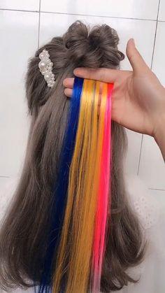 hairstyles-for-long-hair-videosbraidhairstyle-braidhairstyleideas-cutebraidhairstyle-easybraidhairstyle-hair-hairstyles-long-videos/ SULTANGAZI SEARCH Easy Hairstyles For Long Hair, Diy Hairstyles, Hairstyles Videos, Easy Elegant Hairstyles, Step Hairstyle, Hairstyle Hacks, Curly Hair Styles, Natural Hair Styles, Girl Hair Dos