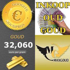 Wij zijn meer dan alleen Goudinkoper. Wij zijn ook het Beste Pandjeshuis van Rotterdam. Bij Maxgoud krijgt u altijd de Beste Goudprijs! Kom langs in onze winkel met uw schat en profiteer van de hoge goudprijs. Wij kunnen uw goud inkopen, maar u heeft ook de mogelijkheid om uw goud tijdelijk aan ons te belenen tegen de dagwaarde van uw goud. Geen tijd om langs te komen. Stuur dan uw goud per post! #rotterdam #nieuwebinnenweg #goudinkoop #sloopgoud #oudgpud #sieraden #cash #geld #juwelier…