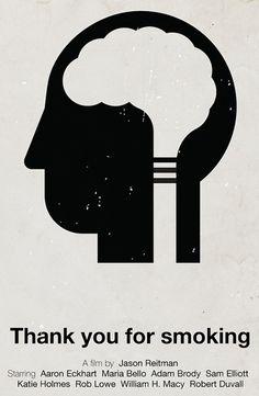 Movie poster by Victor Hertzen